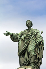 Statue of Francis II, Holy Roman Emperor
