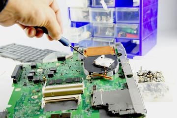 réparation ordinateur