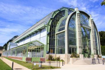 Greenhouse in the Jardin de Plantes, Paris