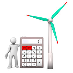 Wind Turbine Calculation