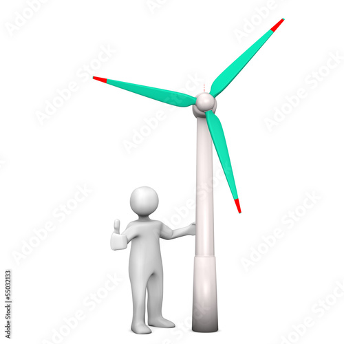 Wind Turbine OK