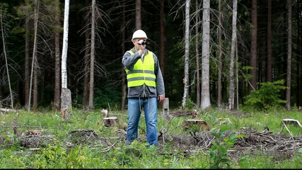 Forest Officer filmed deforest episode 3
