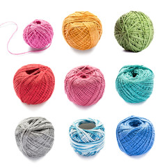 Set of yarn
