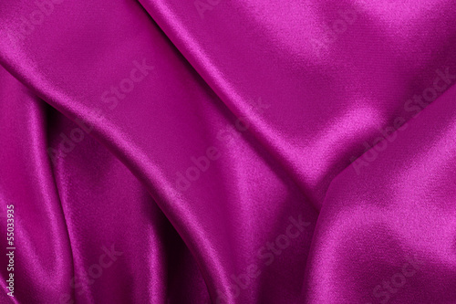 Pink silk / velvet cloth background
