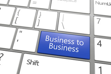 Business to Business Key