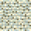 Seamless abstract background with little colored squares
