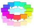 Dialog - Symbole
