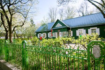 Дом-музей первого съезда РСДРП в Минске