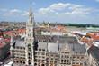 Rathaus in München / Bayern