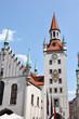 Altes Rathaus in München / Bayern