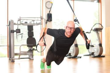 TRX-Fitnessband