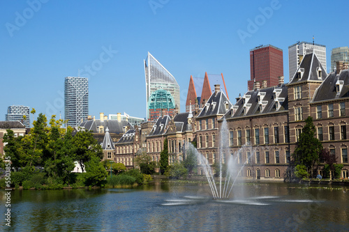 The Hague Parliament - The Netherlands