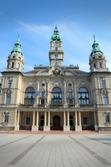 Hungary - Gyor city hall