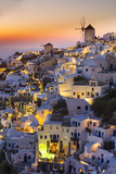 Santorini island (Thira), Greece
