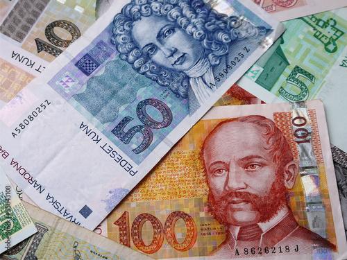 деньги Хорватии