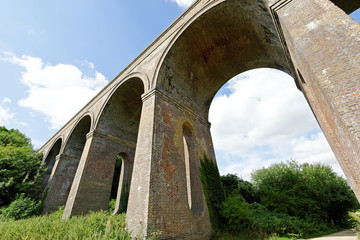 Chappel Viaduct,Essex,UK