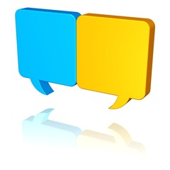 Streit, Dialog, verschiedene Standpunkte