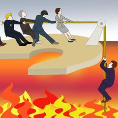 ビジネスの危機管理