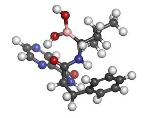 Bortezomib cancer drug (proteasome inhibitor)