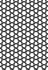 Pattern esagonale illustrator