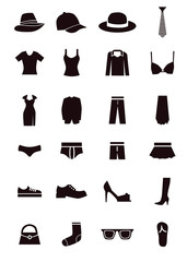 dressing icons