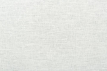 linen natural white texture background