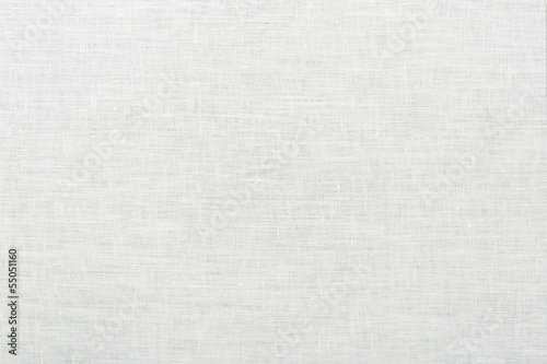 Fotobehang Stof linen natural white texture background