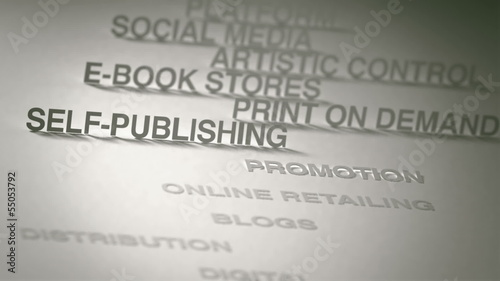 Self-Publishing Concept Animation