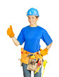 home improvement worker
