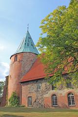 Johanniskirche in Salzhausen (Niedersachsen)