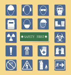 Set of Personal Protection Equipment (PPE)