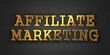 Affiliate Marketing. Business Concept.