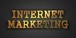 Internet Marketing. Business Concept.