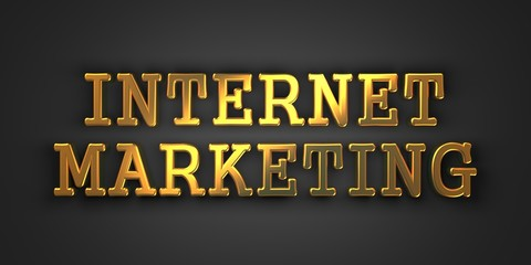 Internet Marketing. Business Concept.