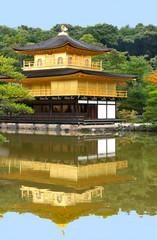 Kinkaku-ji – Goldener Pavillon, Kyoto (1397)