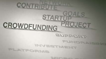 Crowdfunding Concept Animation