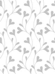 floral wallpaper (seamless)