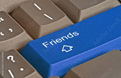 Hot key for friends