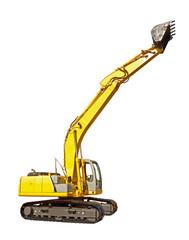 New excavator