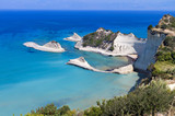 Cape Drastis at Corfu island in Greece.