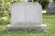 Blank Headstone - 55064571