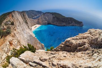 Navagio beach, Shipwreck, Zakynthos Greece