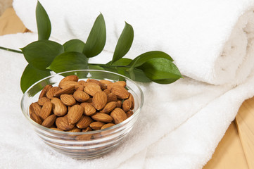 Healthy Spa Almonds