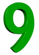 Yeşil renkli 9