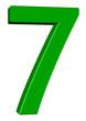 Yeşil renkli 7