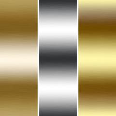Gold Silber Bronze Metal Background