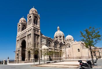 Cathedral De La Major in Marseille