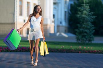 beauty shopping woman