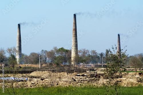 India's brick kilns