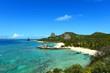 沖縄 伊是名島の美しい海